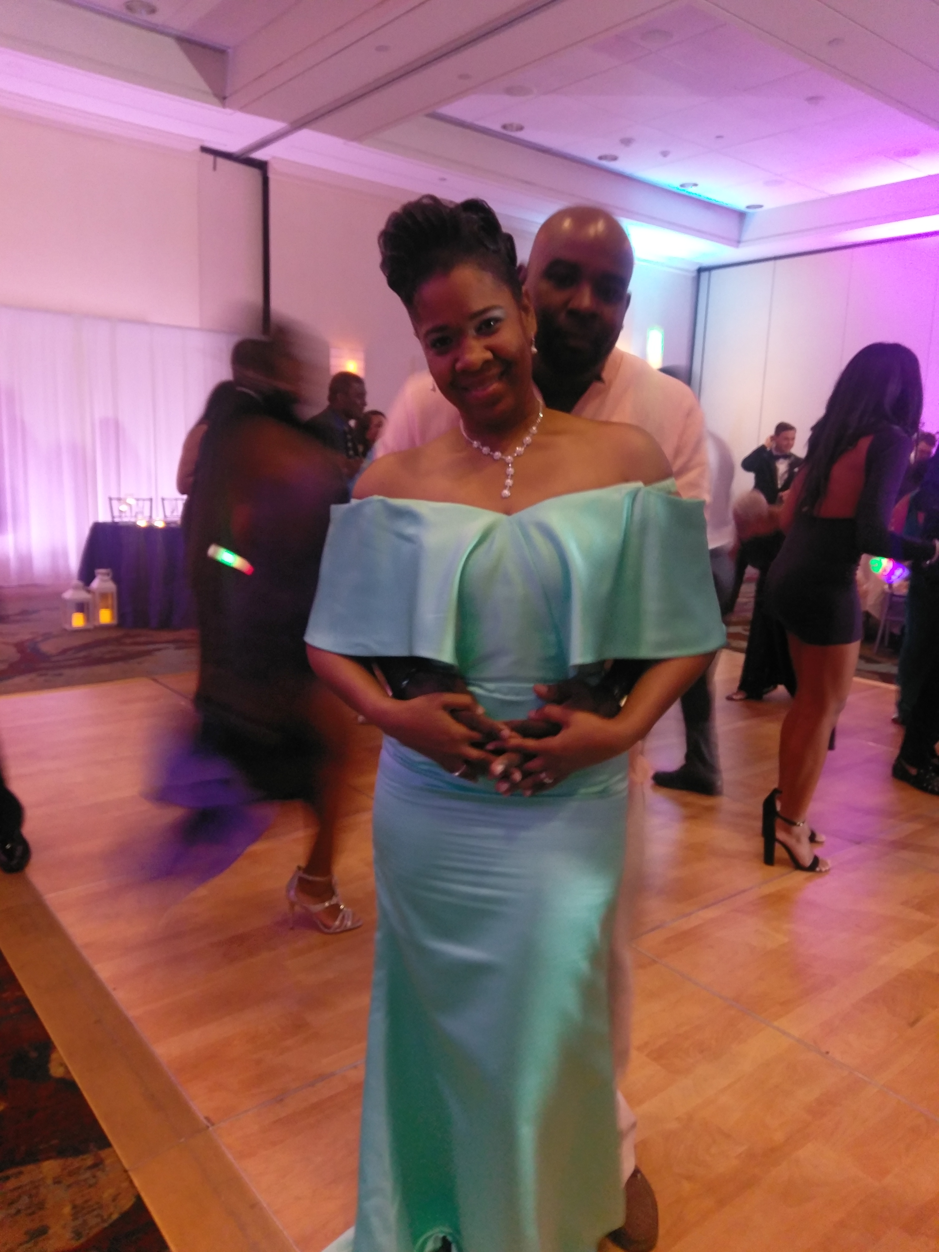 Sheath/Column Off-the-Shoulder Floor-Length Evening Dress ...